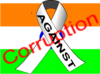 India Against Corruption Full Clip Art