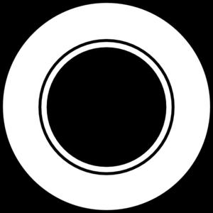 Plate Clip Art at Clker.com - vector clip art online, royalty free ...