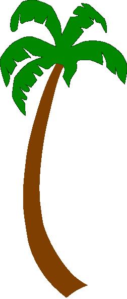 Oak Tree Clip Art Vector
