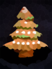 Gingerbread Xmas Tree Patjila Clip Art