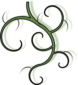 Green Branch Clip Art