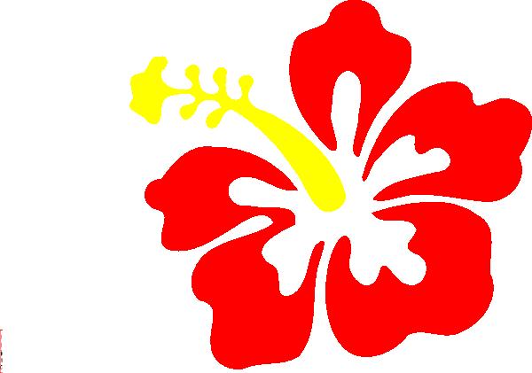 hibiscus flower clip art at clker com vector clip art online rh clker com hibiscus flower clipart pink hibiscus flower clipart