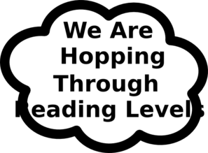 Reading Levels Sign Clip Art