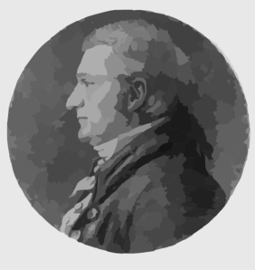 [henry Dearborn, Head-and-shoulders Portrait, Left Profile] Clip Art