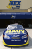 No. 14 Navy  Accelerate Your Life  Chevrolet Monte Carlo Show Car On Display Clip Art