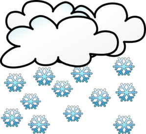 snowing clip art at clker com vector clip art online royalty free