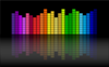 Colorful Equalizer Clip Art