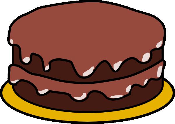 Cake Clip Art at Clker.com - vector clip art online ...