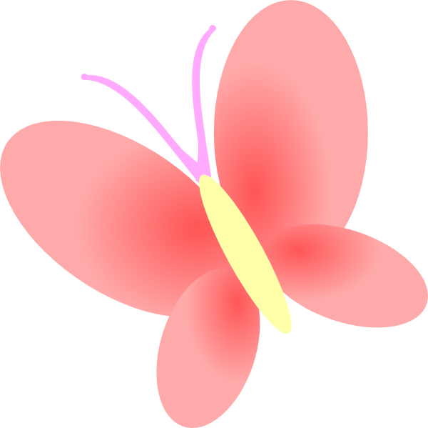 animated butterfly clipart free - photo #38