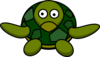 Cute Turtle Clip Art