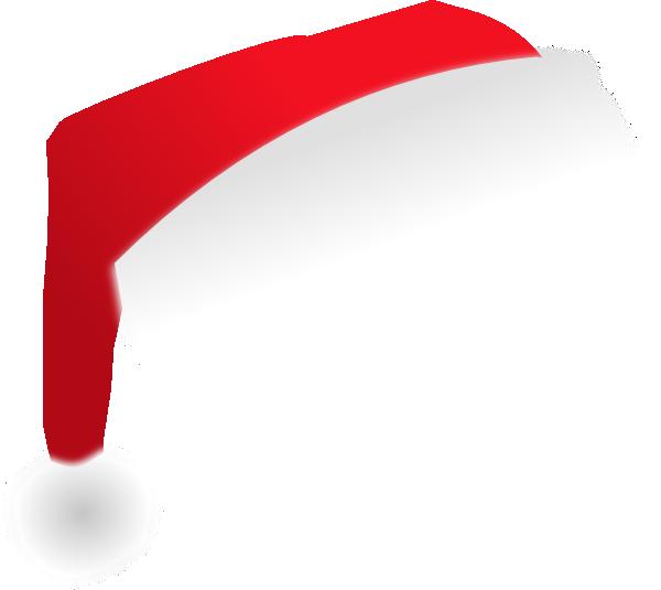 Santa Claus Hat Clip Art at Clker.com - vector clip art ...