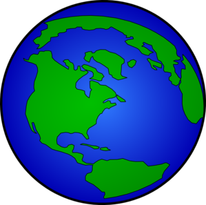 Tiny Earth Clip Art