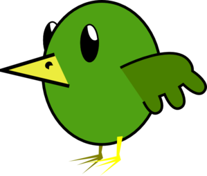 Bird Cartoon Clip Art