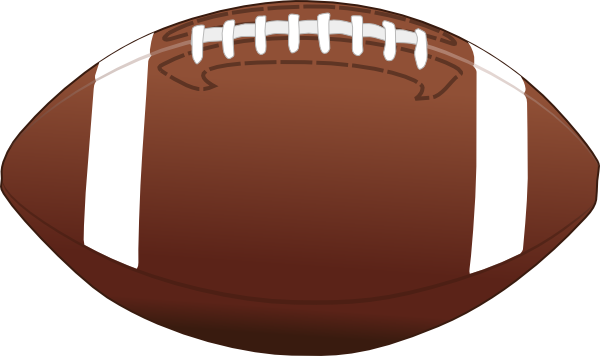 American Football Clip Art at Clker.com - vector clip art online ...