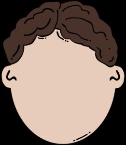 blank boy face clip art at clker com vector clip art online rh clker com face clip art images face clipart free