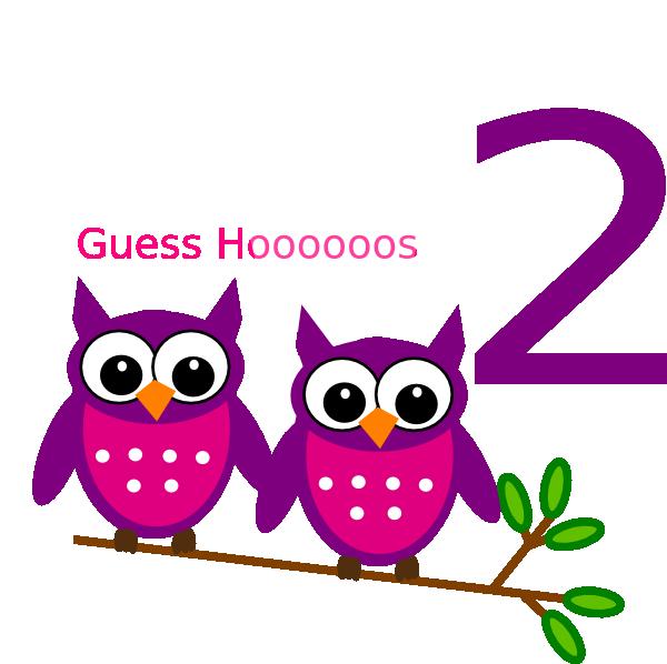 2nd Birthday Owl Clip Art At Clker.com