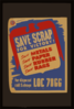 Save Scrap For Victory! Save Metals, Save Paper, Save Rubber, Save Rags. Clip Art