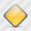 Icon Diamond Yellow Image