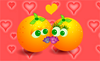 Kissing Oranges Image