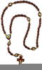 Rosary Clipart Image