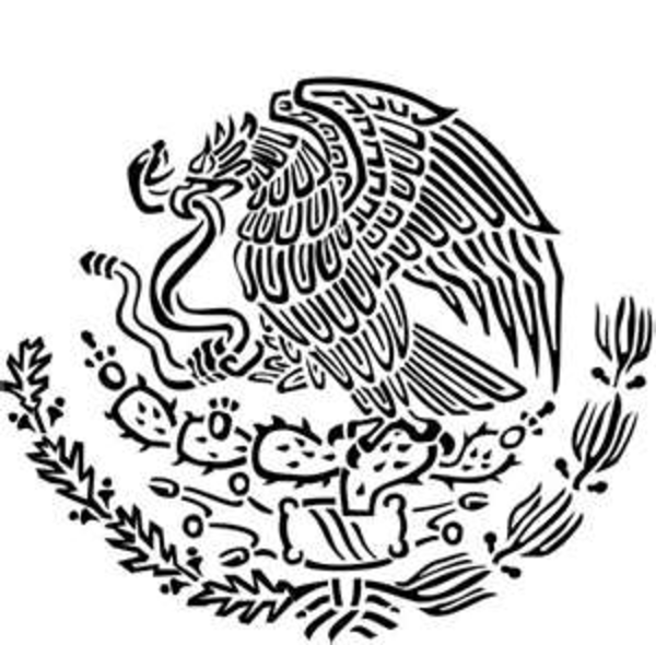 Mexico Eagle Free Images At Clkercom Vector Clip Art Online Royalty amp Public Domain