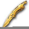Gold Dragon Dagger Image