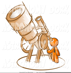 Astronomy Clipart Free Telescope Image