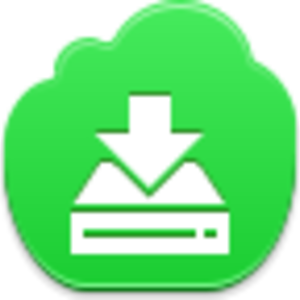 Free Green Cloud Drive Download Image