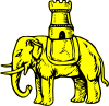 Elephant And Castle Clip Art