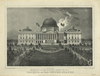 Elevation Of The Eastern Front Of The Capitol Of The United States  / Drawn By Wm. A. Pratt, Rural Architt. & Surveyor ; Printed By P.s. Duval, Philada. ; Lithographed By Chas. Fenderich, Washn. City. Image