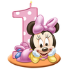 Disney Clipart Birthday Baby Mickey Mouse Party Image