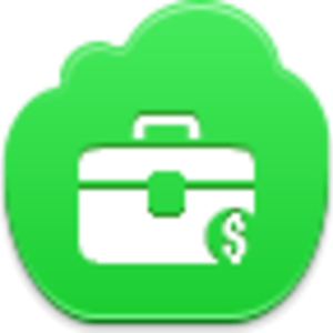 Free Green Cloud Bookkeeping Image