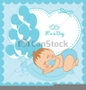 Baby Boy Icons Clipart Image