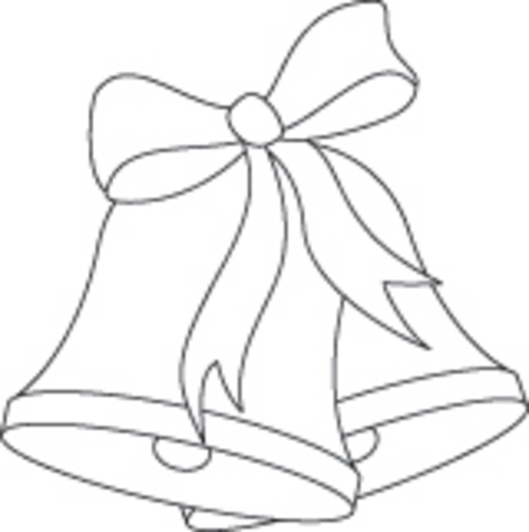 Wedding Bell Clipart: Free Images At Clker.com - Vector Clip Art Online