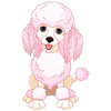 Free Puppy Love Clipart Image