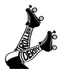 Roller Derby Clipart Image