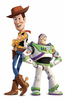 Buzz Lightyear And Woody Clipart Image
