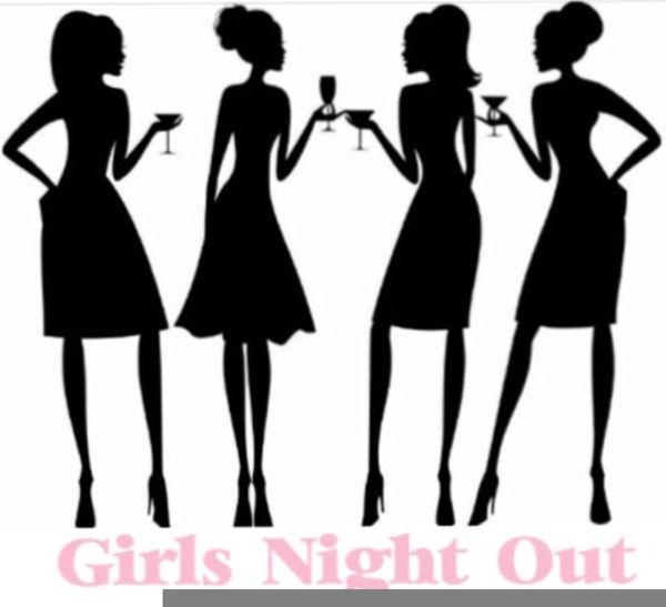free girls night out clipart free images at clker com vector rh clker com GLS Night Out Clip Art Ladies Night Out