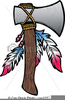 Free Tomahawk Clipart Image