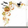 Free Witch Halloween Clipart Image