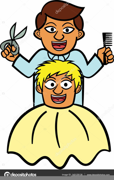Haircut Clipart Images | Free Images at Clker.com - vector ...