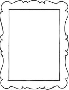 Free Clipart Funny Frames Image