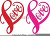 Hand Drawn Heart Clipart Image