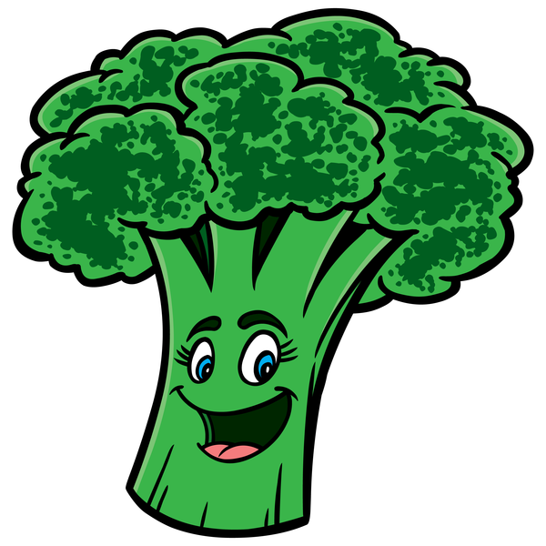 broccoli clipart black and white free images at clker com vector rh clker com broccoli clipart images broccoli plant clip art