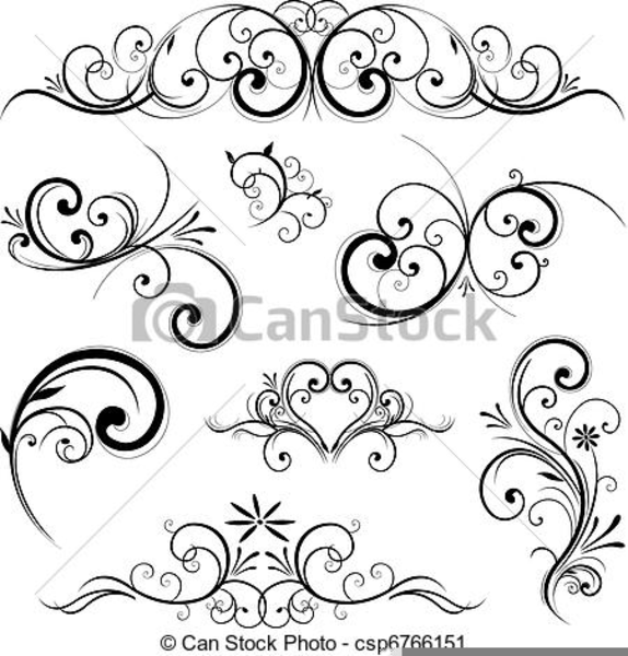 Free Autumn Clipart Lines Free Images At Clker Com