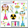 Free Cute Kids Clipart Image