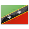 Flag Saint Kitts And Nevis 6 Image