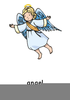 Angel And Joseph Clipart Image