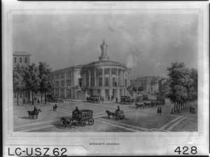 Philadelphia Merchant S Exchange Image