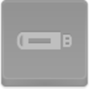 Free Disabled Button Flash Drive Image